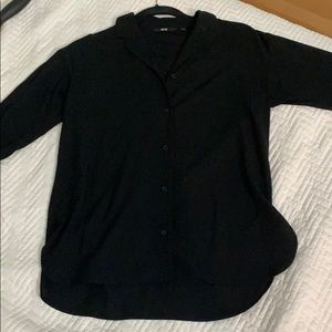 Uniqlo Women's Button Up